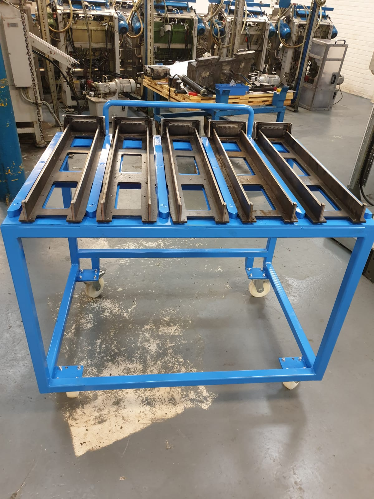 Cjt Fabrication Metal Fabrication Pipework Steelwork